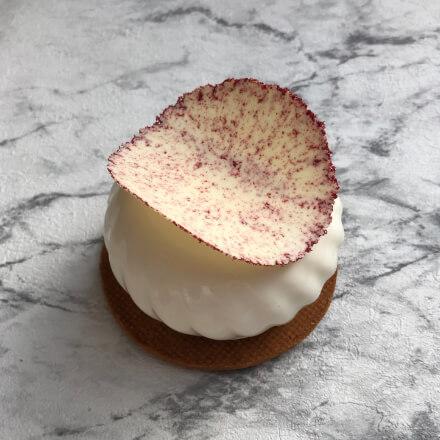 100procentczekolady-desery- Biała czekolada - malina