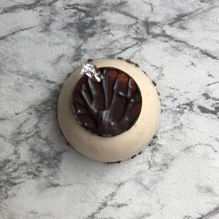 100procentczekolady-desery- creme brulle z truskawka i limonką